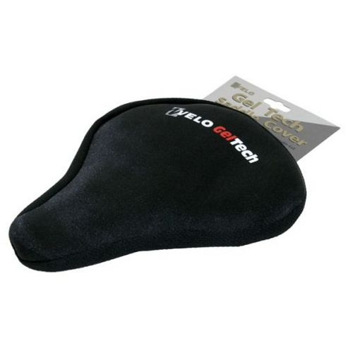 ATB Gel Saddle Cover in Black