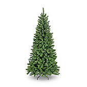 8ft New Duchess Spruce Slim Artificial Christmas Tree