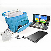 Twitfish Nintendo DS Travel Bag - Blue