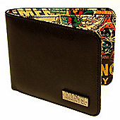 Marvel Comics Interior Print Wallet