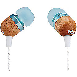 House Of Marley Smile Jamaica Earphones (Sky with microphone)