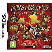 May's Mysteries - The Secret of Dragonville DS