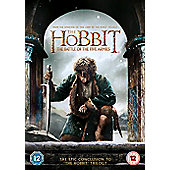 The Hobbit: Battle Of The Five Armies DVD