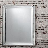 Gallery Roswell Mirror - 100.33 cm H x 80.01 cm W