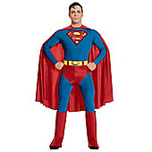 Superman - Adult Costume Size: 46-48