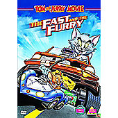 Tom And Jerry - The Fast And The Furry (DVD)