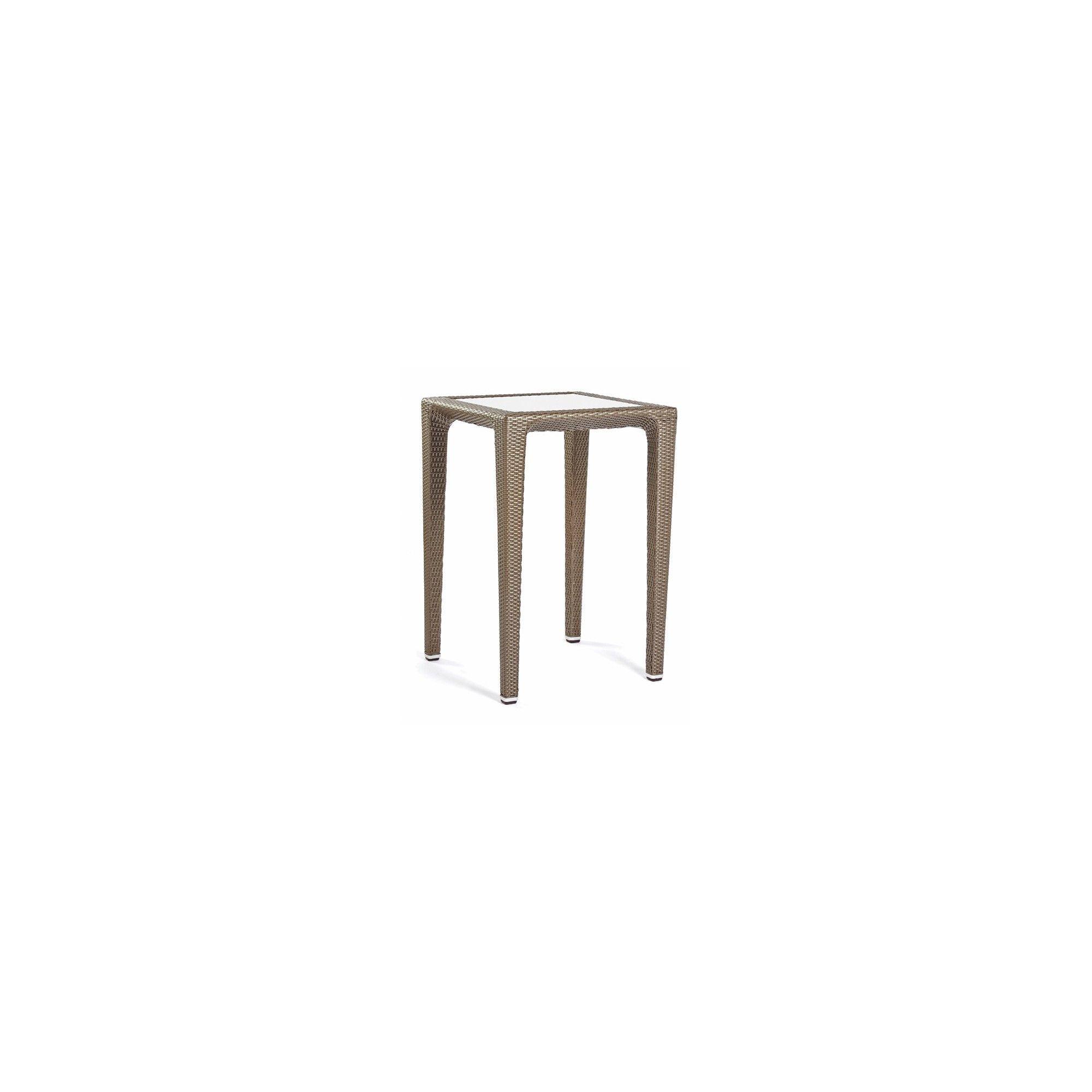 Varaschin Altea High Table by Varaschin R and D - Bronze at Tesco Direct