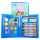 Peppa Pig Party Peppa Pig Mini Art Case (each)