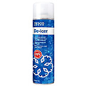 Tesco De-Icer 600ml - Improved Specification