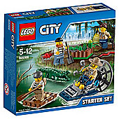 LEGO CITY Swamp Police Sta rter Set 60066