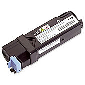 Dell High Capacity Black Toner Cartridge (Yield 2,500 Pages) for Dell 2130cn Colour Laser Printers