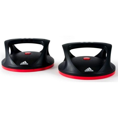 Adidas Swivel Push Up Bars Press Handles