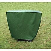 BillyOh Premium PVC Flatbed BBQ Cover - 3-4 Burner Cover