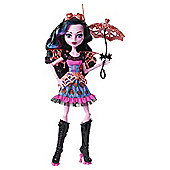 Monster High Freaky Fusion Fusion Dracubecca Doll