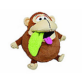Snuggle Pets Tummy Stuffers Brown Monkey