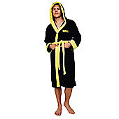 Fleece Rocky Bathrobe
