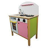 Teamson Kids Pink Play Kitchen