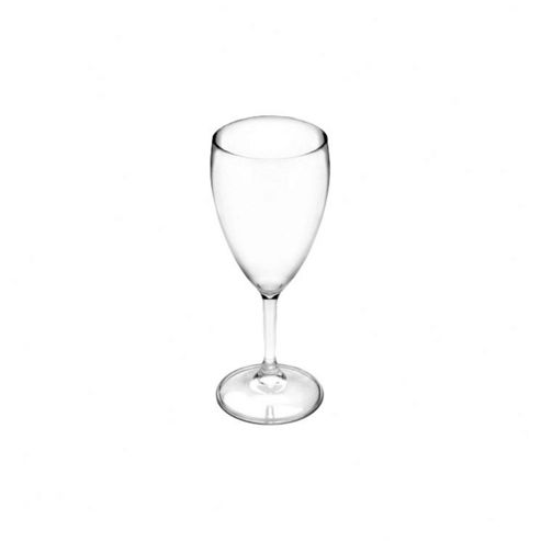 Epicurean 4 Piece Acrylic Wine Stem Set