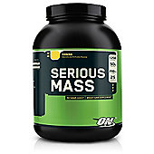 Optimum Nutrition Serious Mass 2.7kg - Banana