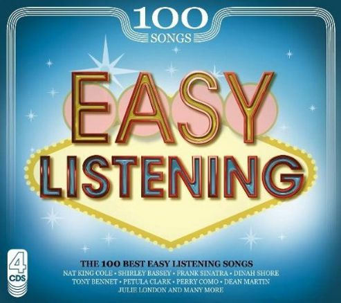 100 Songs Easy Listening (4Cd)