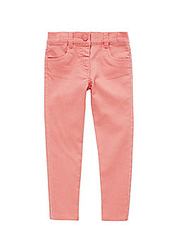 F&F Skinny Trousers - Coral