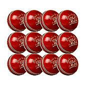 12 x Dukes Club Match Cricket Balls