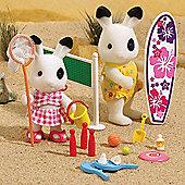 Sylvanian Families - Beach Fun and Games