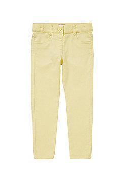 F&F Skinny Trousers - Yellow