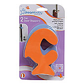 Fish Shape Door Stopper x 2 - F824 - Dreambaby
