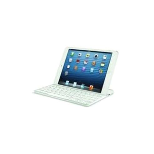 Logitech Ultrathin Keyboard Cover for iPad Mini - White