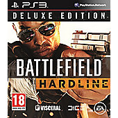 Battlefield Hardline Deluxe Edition - PS3