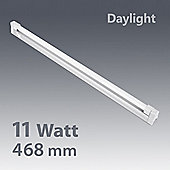 Linkable T5 11W Under Cupboard Fluorescent Strip Light in Cool White