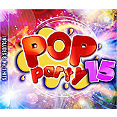 Pop Party Vol 15 CD