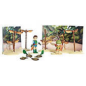 Tree Fu Tom Squizzle Pitch Playset
