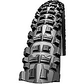 Schwalbe Big Betty Tyre: 26 x 2.40 Black Wired. HS 358, 62-559, Performance Line