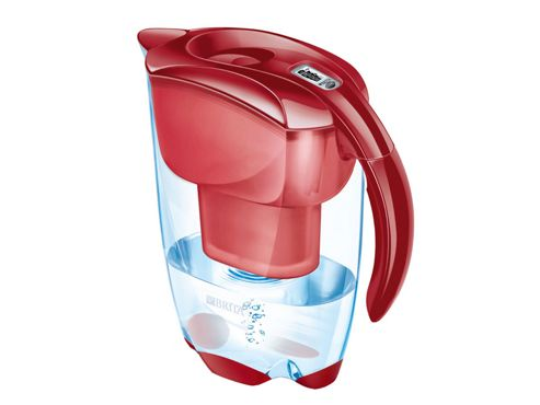 Brita Elemaris Cool Water Filter Royal Red