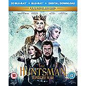The Huntsman: Winter's War Blu-ray 3D