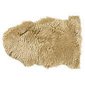 Genuine Sheepskin Single,  Mink