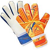Puma Evopower Grip 2 Reg. Cut Tricks Goalkeeper Gloves - Orange