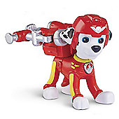 Paw Patrol Air Rescue Pup Figure with Badge - Marshall