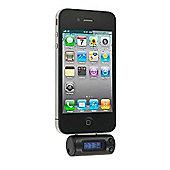 Kitsound Simple FM Transmitter for iPod/iPhone/iPad/iPad 2