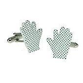 Goalie Goal Keeper Glove Novelty Themed Cufflinks