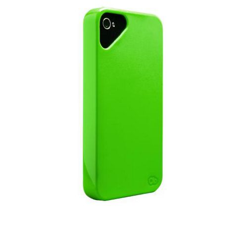 Olo Nimbus Solid Cases for Apple iPhone 4/4s in Green