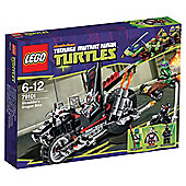LEGO Teenage Mutant Ninja Turtles Shredder's Dragon Bike 79101