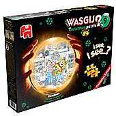 Puzzle Wasgij A Bright Christmas Night 1000 Pieces Jumbo
