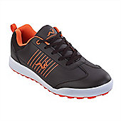Woodworm Surge Casual Spikeless Street Golf Shoes - Brown