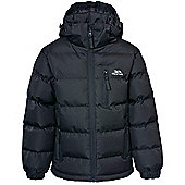 Trespass Boys Tuff Insulated Jacket - Black