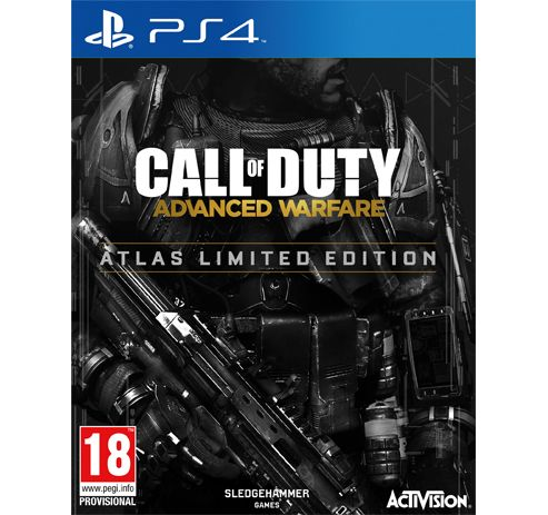 Call of Duty Advanced Warfare Atlas Limited Edition Xbox One