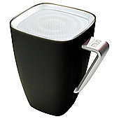 Wowthem Mighty Sound Mug Bluetooth Speaker Black/White