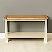 Mullion Painted Coffee Table - Stone Grey